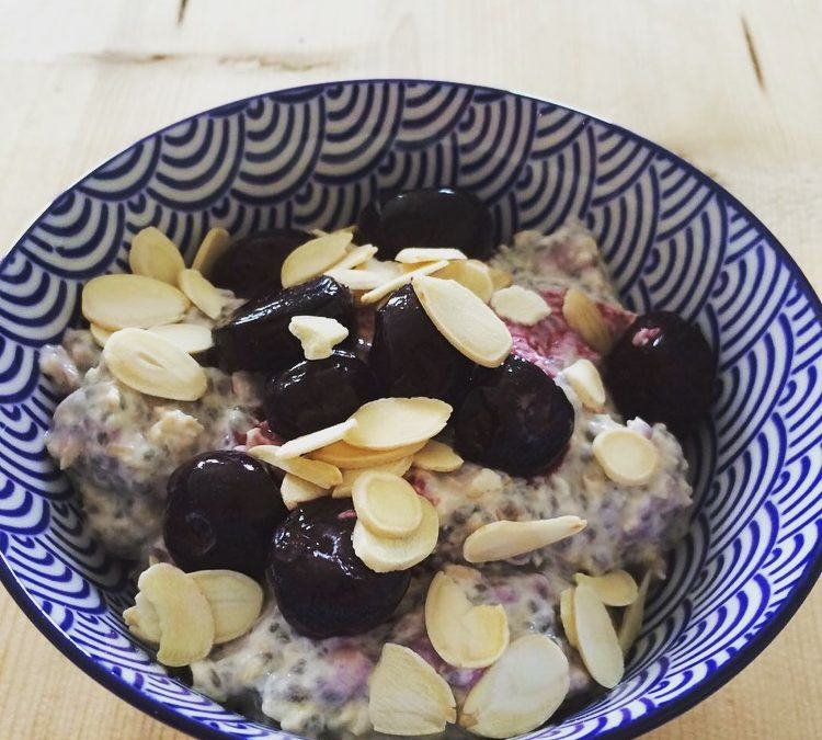 Recipe- Overnight oats